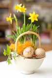 Easter Setting Royalty Free Stock Image