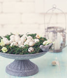 Easter shabby chic. Stock Images