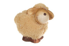 Easter Sheep Stock Photography
