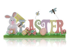 Easter Sign Royalty Free Stock Photo