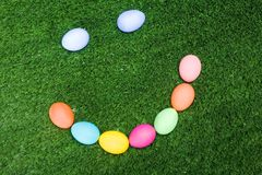 Easter smile Stock Photography