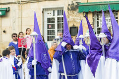 Easter in Spain Royalty Free Stock Images