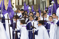 Easter in Spain Royalty Free Stock Photos
