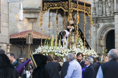 Easter in Spain Royalty Free Stock Photo