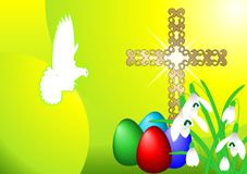Easter spring  Royalty Free Stock Photography