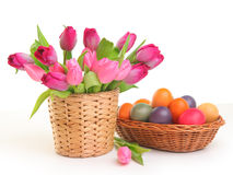 Easter and spring Stock Photography