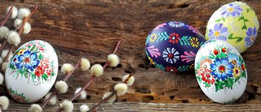 Easter and spring Royalty Free Stock Photo