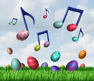 Easter Spring Music Royalty Free Stock Photography
