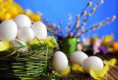 Easter and springtime Stock Images