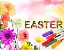 Easter. Sprintime colors Royalty Free Stock Photo