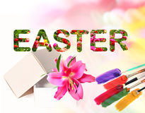 Easter. Sprintime colors Royalty Free Stock Photography
