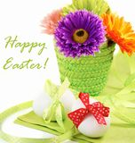Easter still-life Royalty Free Stock Photography