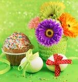 Easter still-life Stock Photos