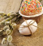 Easter still-life Royalty Free Stock Images