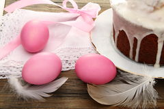 Easter still life. Royalty Free Stock Photos