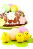 Easter still life. Royalty Free Stock Images
