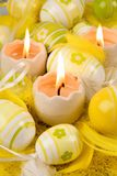 Easter still-life Stock Photos