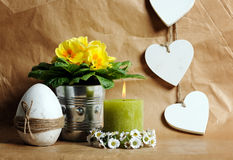 Easter still life Royalty Free Stock Image