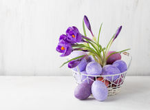 Easter still life Royalty Free Stock Photography