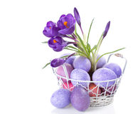 Easter still life. Stock Photography