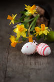 Easter still life Royalty Free Stock Photos