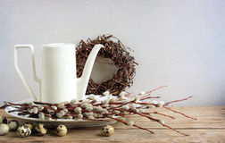 Easter still life Royalty Free Stock Photo