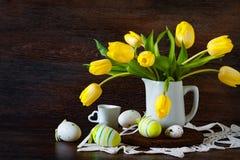 Easter still life Royalty Free Stock Photos