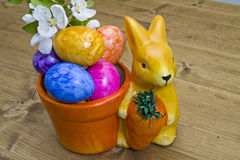 Easter stilllife Stock Photography