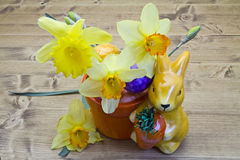 Easter stilllife Stock Photo