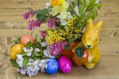 Easter stilllife Royalty Free Stock Images