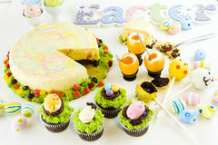 Easter fest Stock Image