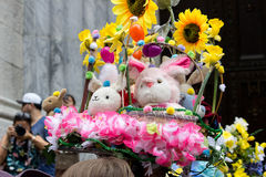 2017 Easter Sunday Hat Parade- New York City Royalty Free Stock Image