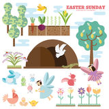 Easter Sunday Stock Image