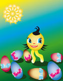 Easter sunny Royalty Free Stock Photography