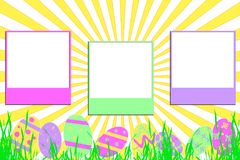 Easter sunshine Royalty Free Stock Photography