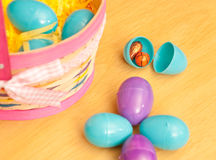 Easter Surprise Stock Photography