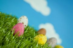Easter Surprise Royalty Free Stock Images