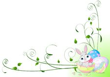 Easter surprise Background Stock Images