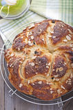 Easter sweet bread Stock Photography