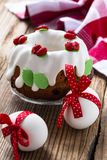 Easter sweet ring cake Royalty Free Stock Photography