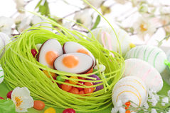 Free Easter Sweets Royalty Free Stock Photography - 23607167