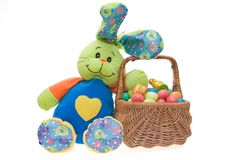 Easter sweets Stock Image