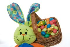 Easter sweets Royalty Free Stock Image