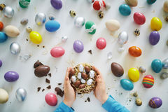 Easter sweets Royalty Free Stock Photo