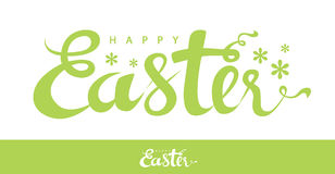 Easter symbol, Hand drawn design. Royalty Free Stock Photo