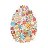 Easter symbol Stock Photos