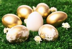 Easter symbols Royalty Free Stock Image