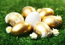 Easter symbols Stock Images