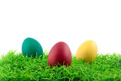 Easter symbols Stock Image