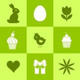 Easter symbols. Stock Image